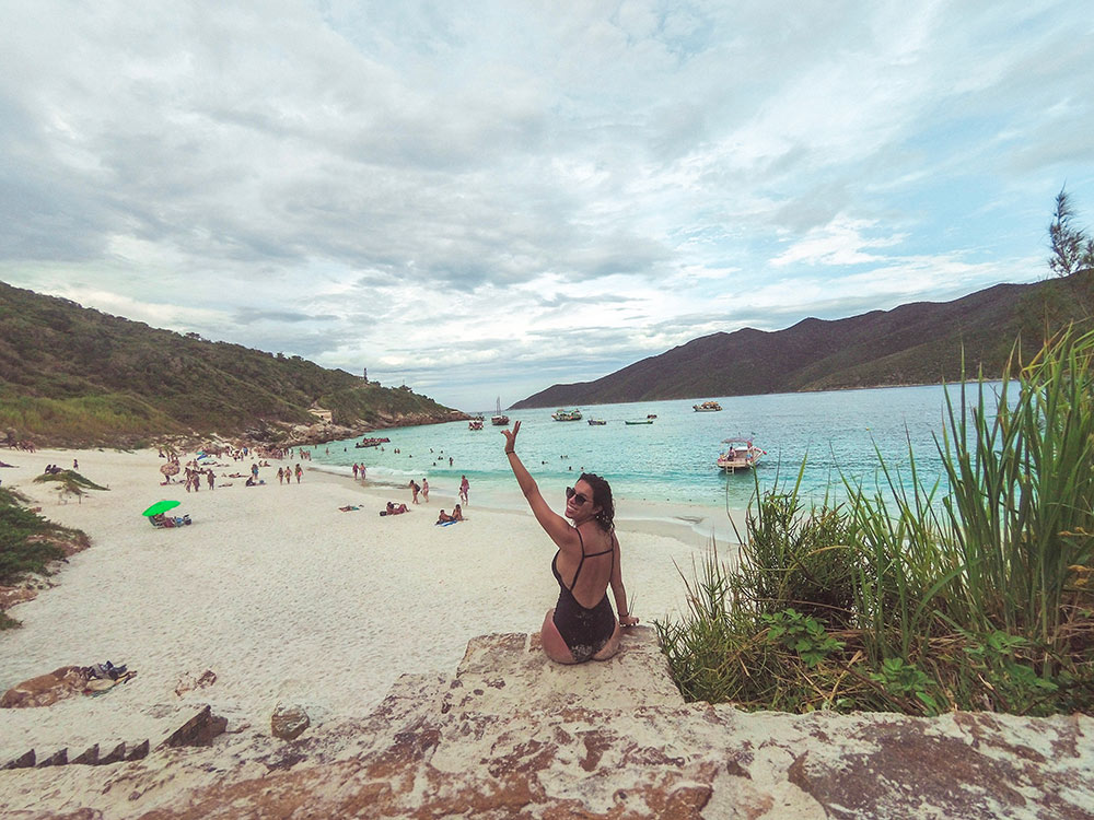 Descubra quais as melhores praias de Arraial do Cabo nesse post!
