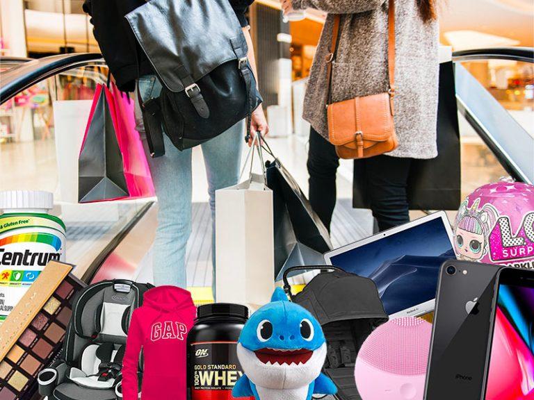 Descubra o que comprar nos EUA – uma lista com os melhores produtos para comprar durante a sua viagem aos Estados Unidos! Dicas de eletrônicos, beleza, roupas, acessórios e mais!