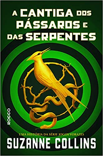 Um dos lançamentos mais esperados do ano, A Cantiga dos Pássaros e das Serpentes é o livro antes da famosa trilogia dos Jogos Vorazes, e um dos melhores livros que li para o desafio de leitura do PopSugar de 2020!