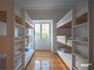 O Nomad 64 é o hostel ideal para quem quer ficar em uma área mais tranquila e ainda aproveitar Lisboa.