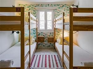 O Cascais Bay Hostel é uma ótima opção de onde se hospedar em Lisboa para quem quer ficar perto da praia e gastar pouco!