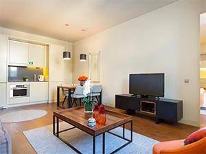 Para quem prefere ficar em apartamentos, o Finestay 8 é uma ótima opção onde se hospedar em Lisboa.