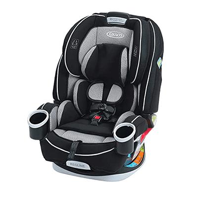 A Cadeirinha 4Ever 4-in-1 Car Seat da Graco vai acompanhar seu filho por anos, e custa muito mais barato nos Estados Unidos!