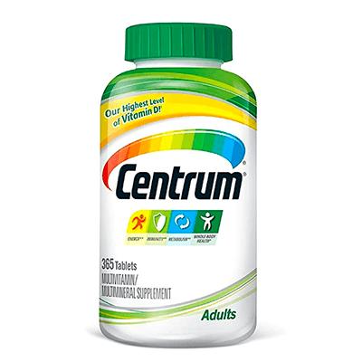 Vitaminas são muito mais baratas nos Estados Unidos do que no Brasil!